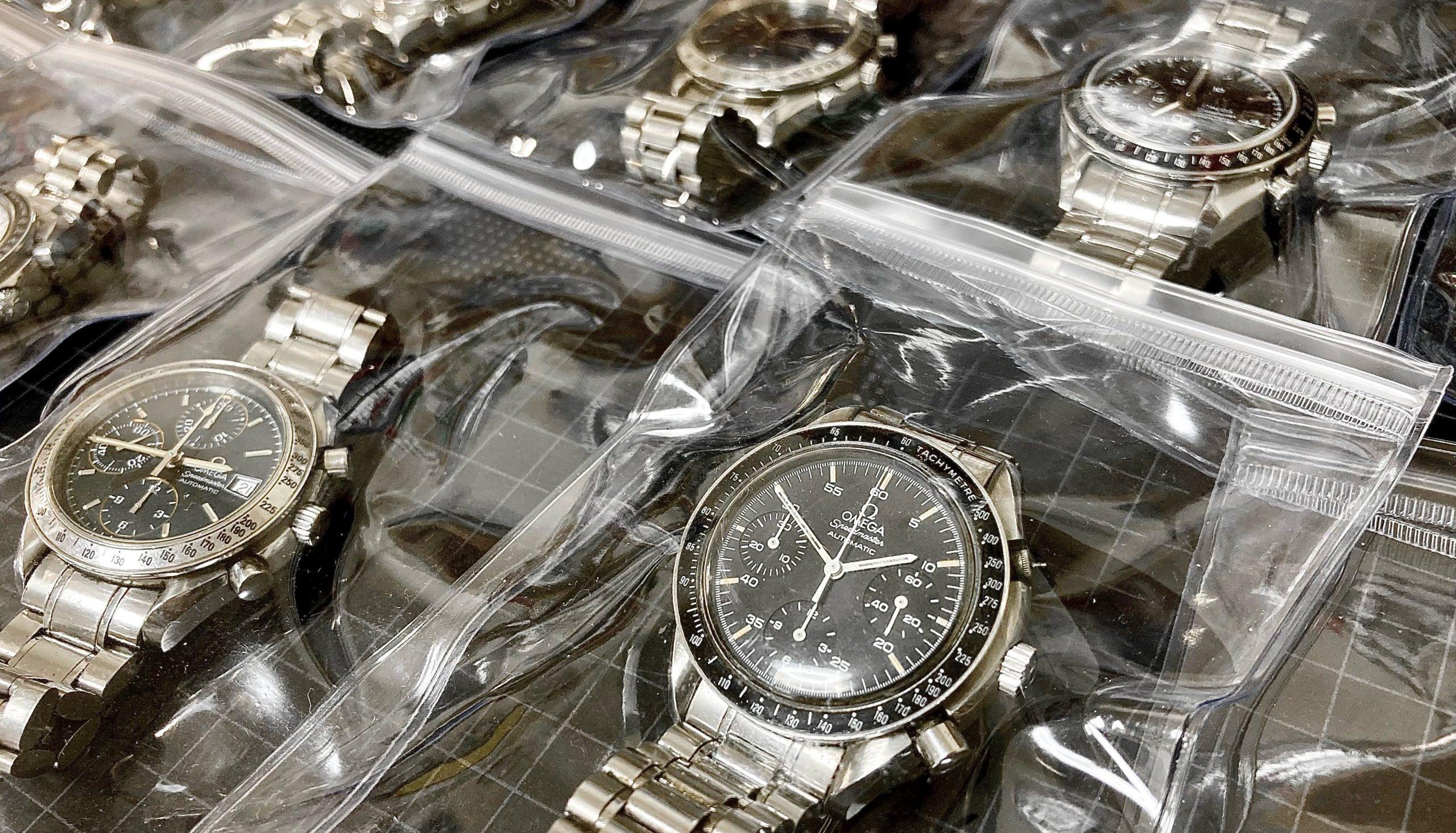 時計修理業者