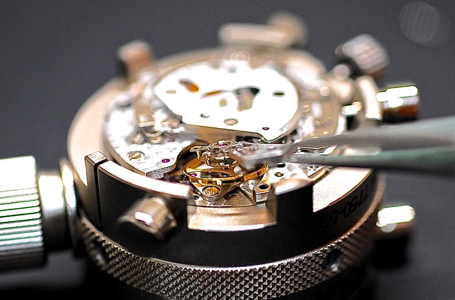 オーバーホール 時計修理業者