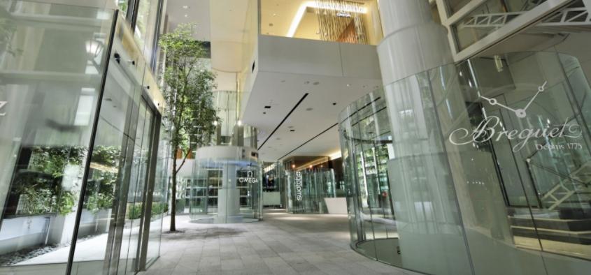 東京銀座オメガカスタマーサービスセンター