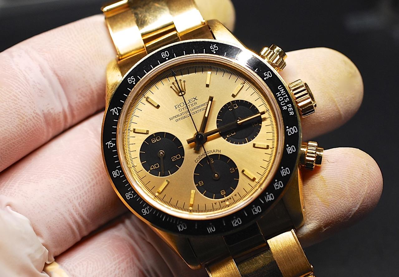 手巻き時計 オーバーホール