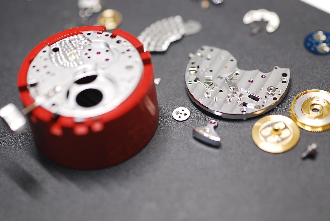 手巻き時計のメリット